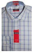 Eterna Shirt - 4229/15 X157 - Blue Check